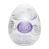 Мастурбатор Tenga Egg Cloudy